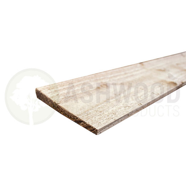 Ashwood Timber Products | Sawn Timber | Feather Edge Boards