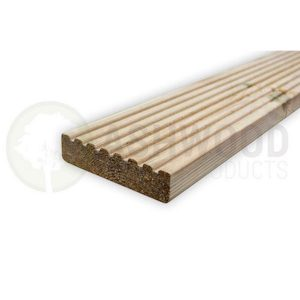 Ashwood Timber Products | Garden | Decking | Timber Decking