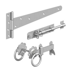 Ashwood Timber Products | Hardware | Gate Latches | Galvanized