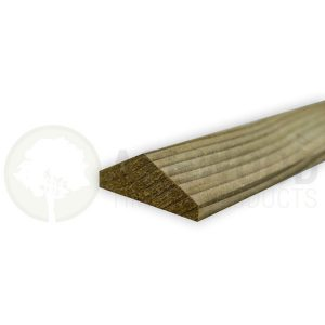 Ashwood Timber Products | Garden | Fencing | Fence Capping | T/W Capping / Back Rails