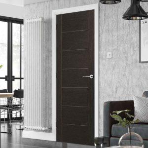 Dark Grey Doors