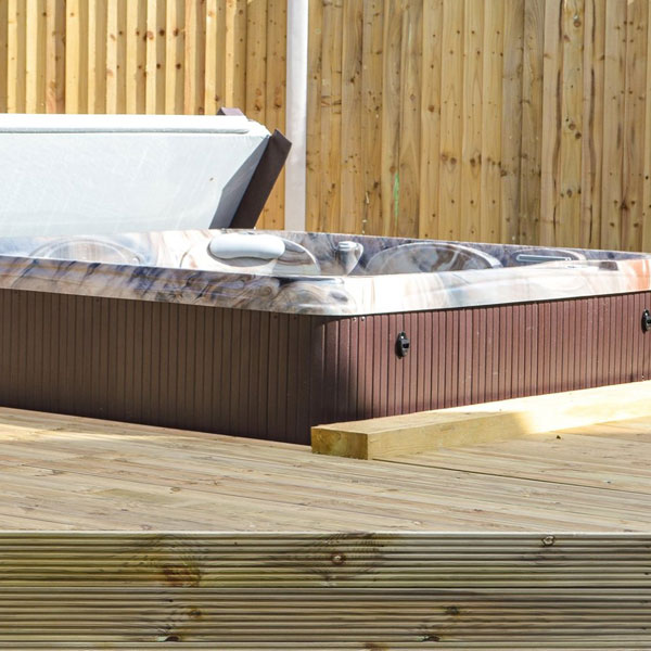Ashwood Timber Products | Garden | Decking