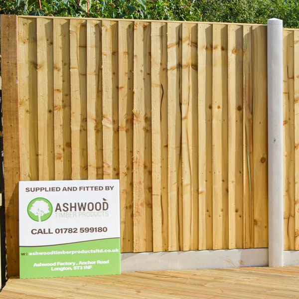 Ashwood Timber Products | Garden | Fencing